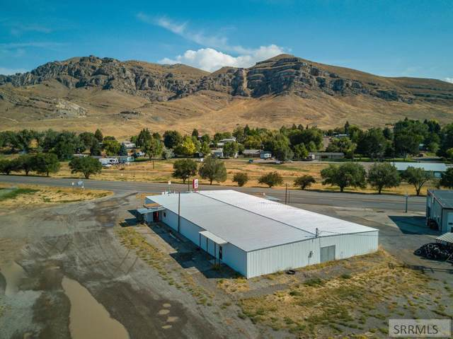 132 Sunset Drive, Arco, ID 83213 (MLS #2124984) :: Team One Group Real Estate