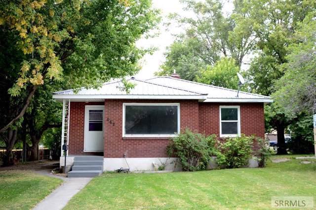 662 K Street, Idaho Falls, ID 83402 (MLS #2125003) :: The Group Real Estate