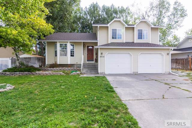 3515 Creekside Drive, Idaho Falls, ID 83404 (MLS #2125009) :: Silvercreek Realty Group