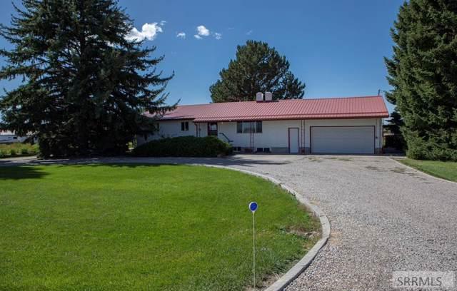 412 W Riverton Road, Blackfoot, ID 83221 (MLS #2125039) :: The Perfect Home