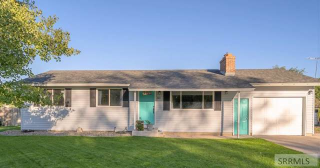 305 N Blossom Drive, Idaho Falls, ID 83401 (MLS #2125041) :: The Group Real Estate