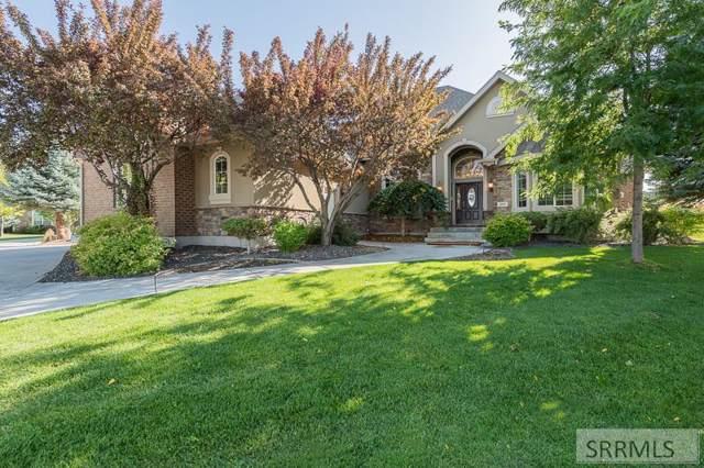 269 Jupiter Hills Drive, Idaho Falls, ID 83401 (MLS #2125049) :: The Perfect Home