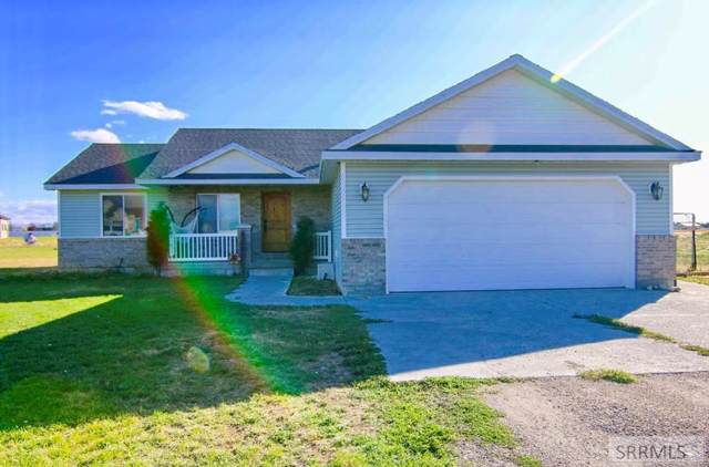 129 N 3955 E, Rigby, ID 83442 (MLS #2125054) :: The Group Real Estate
