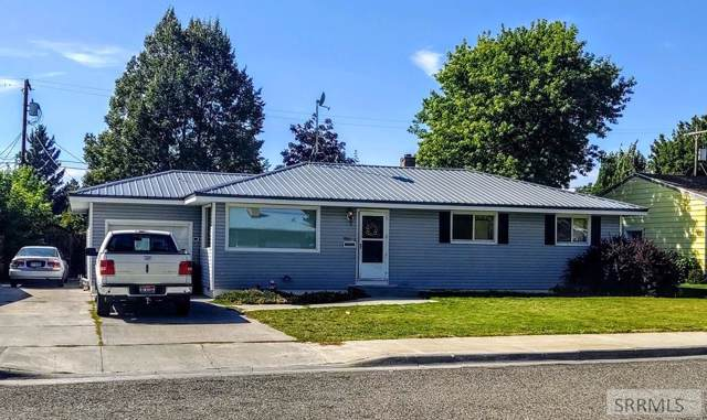 1960 Sequoia Drive, Idaho Falls, ID 83404 (MLS #2125056) :: The Group Real Estate