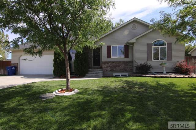 3050 N High Point Drive, Idaho Falls, ID 83401 (MLS #2125057) :: The Group Real Estate