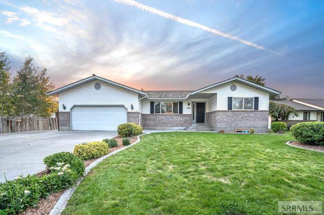 440 S Advantage Lane, Ammon, ID 83406 (MLS #2125058) :: The Group Real Estate