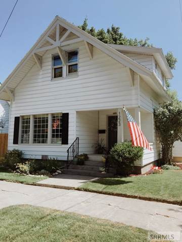 1223 S Lee Avenue, Idaho Falls, ID 83404 (MLS #2125104) :: The Perfect Home