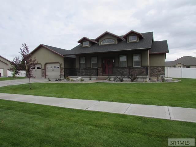 2902 N Von Elm Drive, Blackfoot, ID 83221 (MLS #2125106) :: The Perfect Home