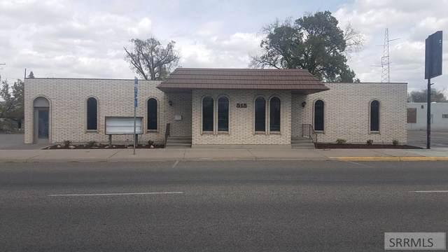 515 W Bridge Street, Blackfoot, ID 83221 (MLS #2125125) :: The Perfect Home