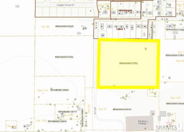 TBD N 5th W, Rigby, ID 83442 (MLS #2125130) :: Team One Group Real Estate