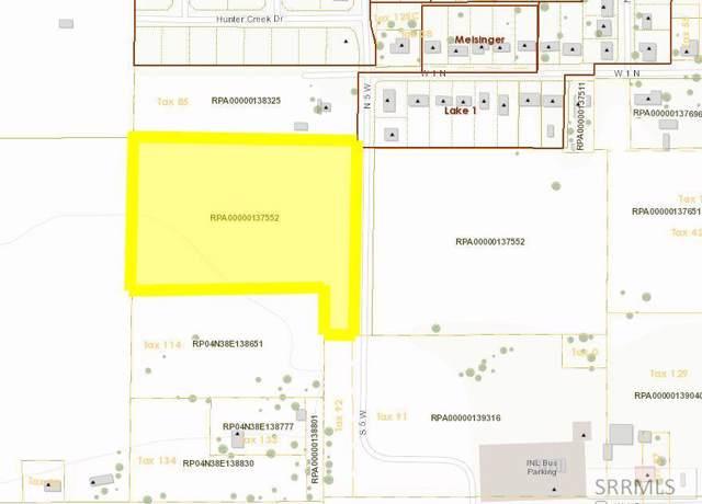 TBD N 5th W, Rigby, ID 83442 (MLS #2125132) :: Team One Group Real Estate
