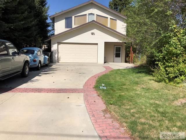 1405 Roosevelt Avenue, Salmon, ID 83467 (MLS #2125190) :: Silvercreek Realty Group