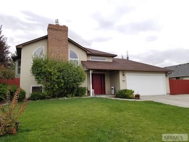 627 Montcliffe Drive, Idaho Falls, ID 83401 (MLS #2125269) :: Team One Group Real Estate
