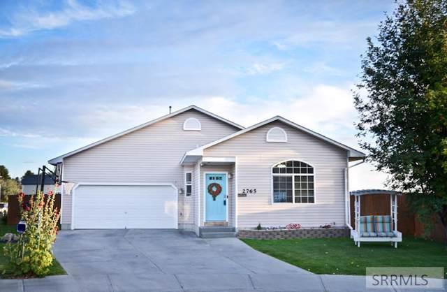 2765 Linda Circle, Idaho Falls, ID 83402 (MLS #2125280) :: The Perfect Home