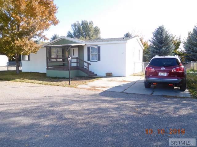 448 W Hwy 26 #43, Blackfoot, ID 83221 (MLS #2125469) :: Team One Group Real Estate