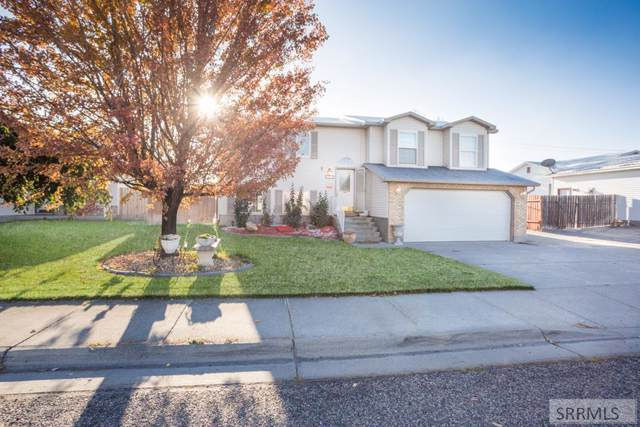 840 Clarence Drive, Idaho Falls, ID 83402 (MLS #2125509) :: The Group Real Estate