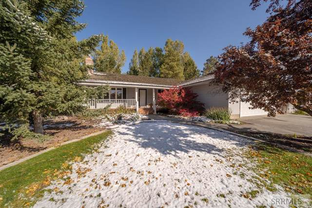 1991 E 25th Street, Idaho Falls, ID 83404 (MLS #2125524) :: The Group Real Estate