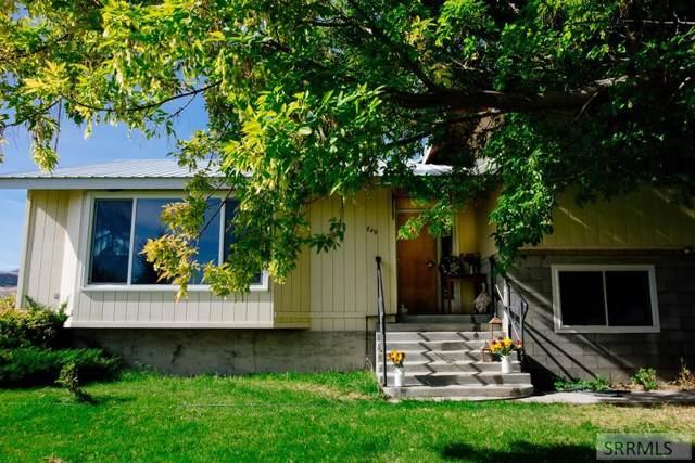 740 Lee Creek Road, Leadore, ID 83464 (MLS #2125536) :: The Perfect Home