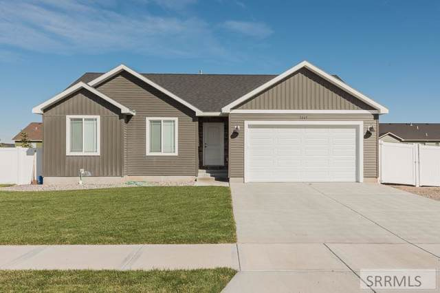 3845 E Slate Drive, Idaho Falls, ID 83401 (MLS #2125538) :: The Group Real Estate
