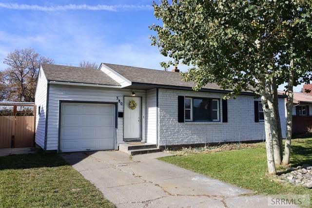 380 Tendoy Drive, Idaho Falls, ID 83401 (MLS #2125573) :: The Perfect Home