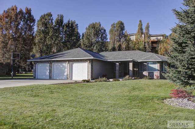 40 Mill Race Road, Rexburg, ID 83440 (MLS #2125579) :: The Perfect Home