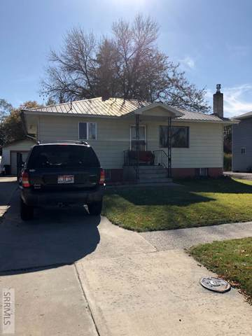 263 W 2 S, Rexburg, ID 83440 (MLS #2125603) :: The Group Real Estate