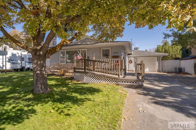 1095 Stanger Avenue, Idaho Falls, ID 83404 (MLS #2125641) :: The Perfect Home