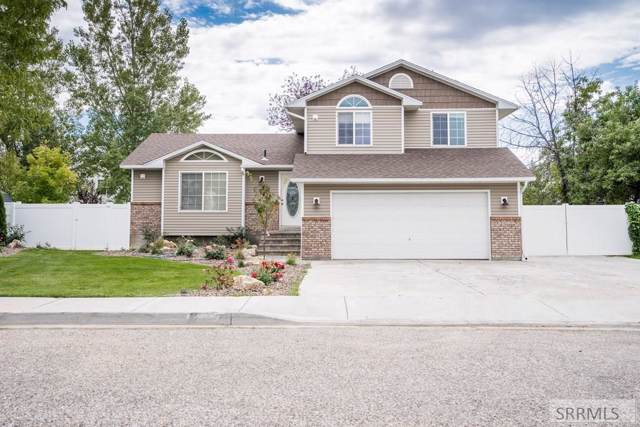 253 Colonial Way, Idaho Falls, ID 83404 (MLS #2125657) :: The Perfect Home