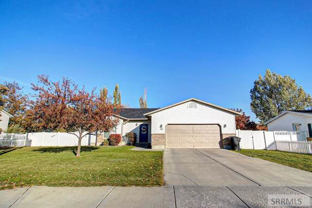 191 Pioneer Road, Rexburg, ID 83440 (MLS #2125660) :: The Perfect Home