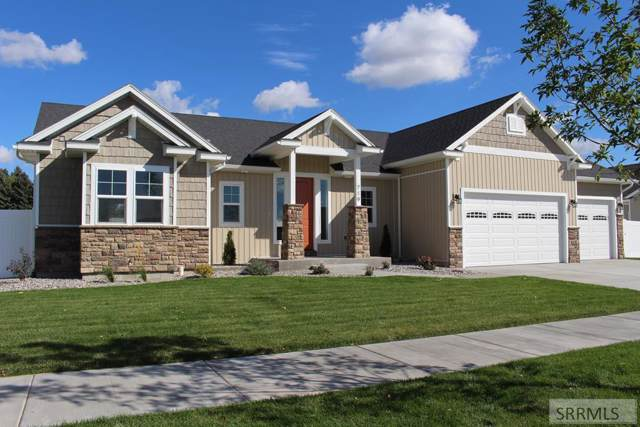 719 Periska Way, Idaho Falls, ID 83402 (MLS #2125667) :: Silvercreek Realty Group