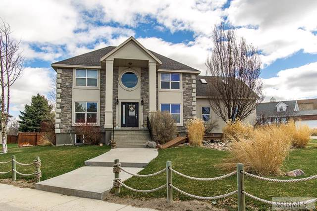 1620 Calico Circle, Pocatello, ID 83201 (MLS #2125670) :: Team One Group Real Estate