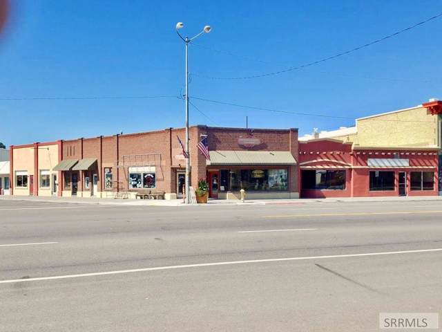 190 &198 S State Street, Shelley, ID 83274 (MLS #2125690) :: Team One Group Real Estate