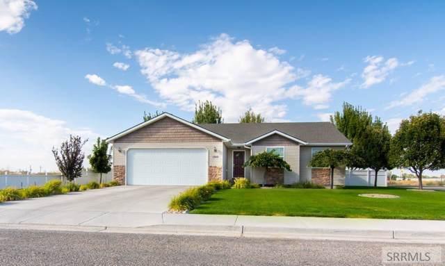 1305 Gary Drive, Blackfoot, ID 83221 (MLS #2125699) :: Silvercreek Realty Group