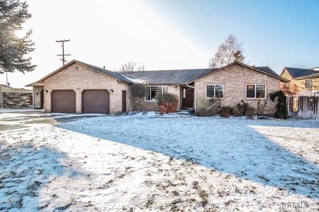 3260 Hartert Drive, Idaho Falls, ID 83404 (MLS #2125912) :: The Perfect Home