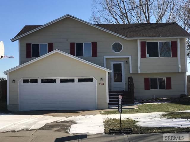 2161 Ironwood Drive, Idaho Falls, ID 83402 (MLS #2125954) :: The Perfect Home