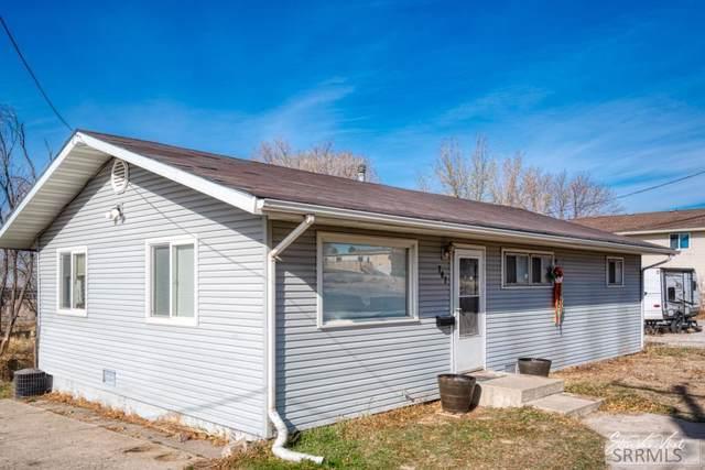 707 Franklin, Pocatello, ID 83201 (MLS #2125981) :: The Perfect Home