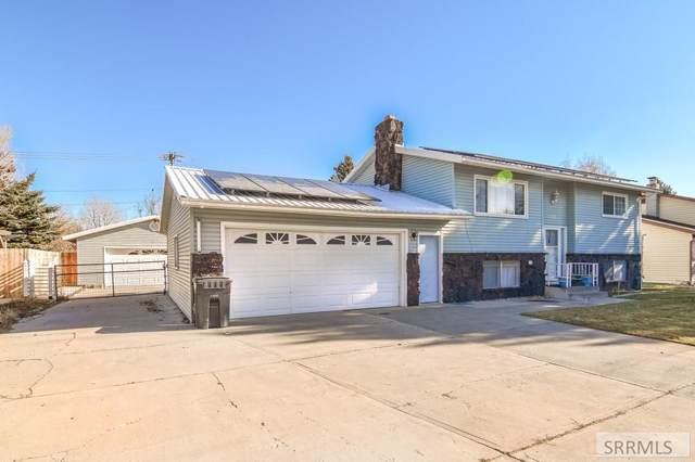 700 Neptune Drive, Idaho Falls, ID 83402 (MLS #2126004) :: The Perfect Home