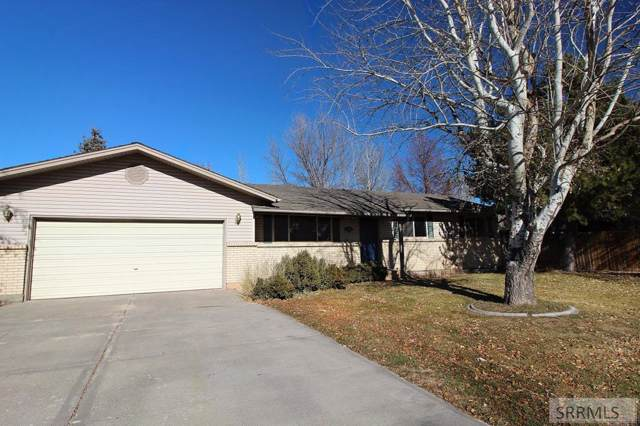 2306 Westcliff Drive, Idaho Falls, ID 83402 (MLS #2126019) :: The Perfect Home
