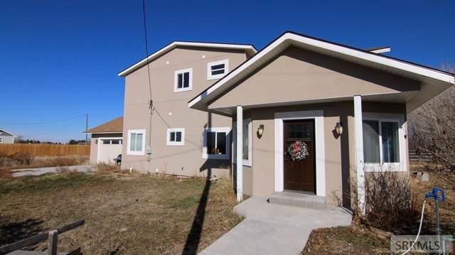 168 N Hwy 91, Blackfoot, ID 83221 (MLS #2126020) :: The Group Real Estate