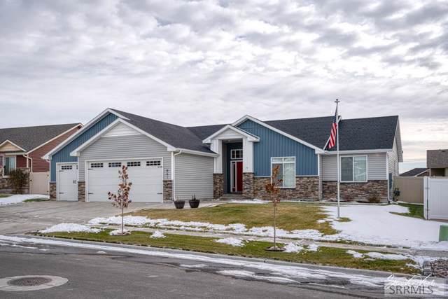 861 Hallmark Drive, Pocatello, ID 83201 (MLS #2126022) :: The Perfect Home