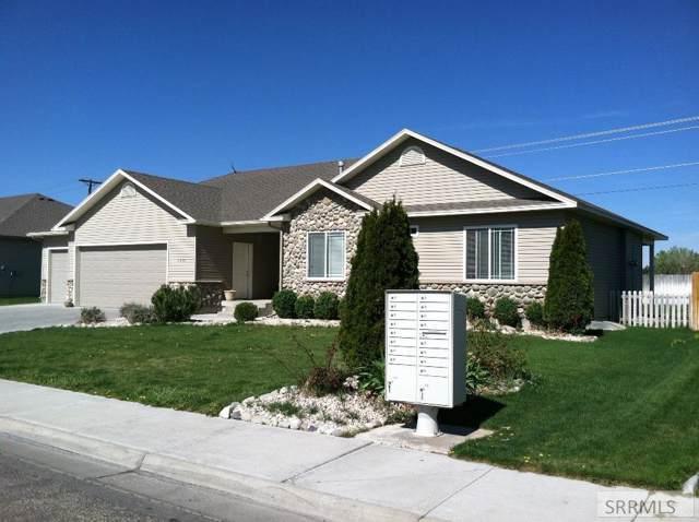 3550 Sycamore Circle, Idaho Falls, ID 83402 (MLS #2126038) :: The Perfect Home