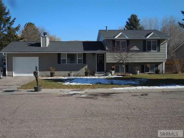 490 Tewa, Pocatello, ID 83201 (MLS #2126040) :: The Perfect Home