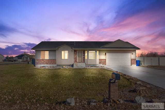3891 E Cox Lane, Rigby, ID 83442 (MLS #2126078) :: Team One Group Real Estate
