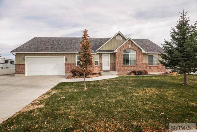 1033 Tiebreaker Drive, Idaho Falls, ID 83406 (MLS #2126114) :: Team One Group Real Estate