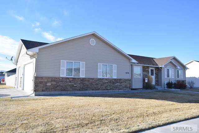 979 N Richland Drive, Idaho Falls, ID 83401 (MLS #2126136) :: Team One Group Real Estate