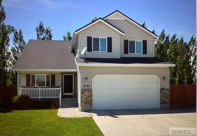 2101 Buck Trail, Idaho Falls, ID 83401 (MLS #2126184) :: The Group Real Estate