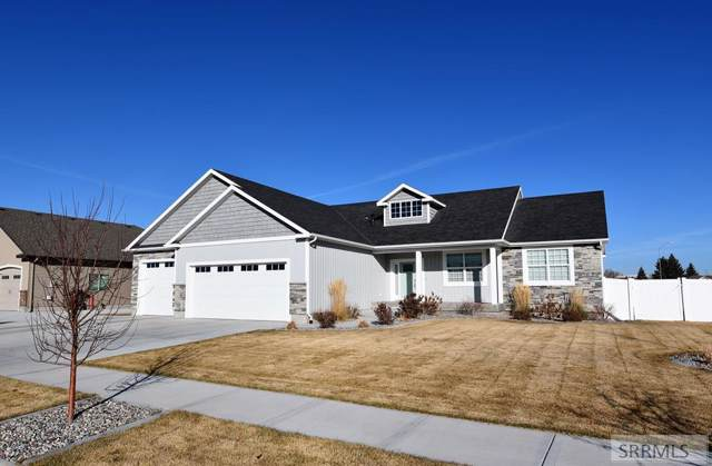 3275 E Bent Grass Drive, Idaho Falls, ID 83401 (MLS #2126204) :: The Perfect Home