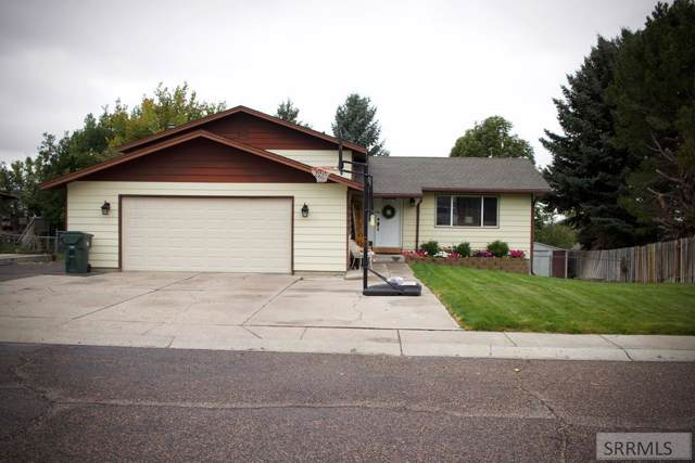 2265 Bruce, Pocatello, ID 83201 (MLS #2126262) :: Team One Group Real Estate