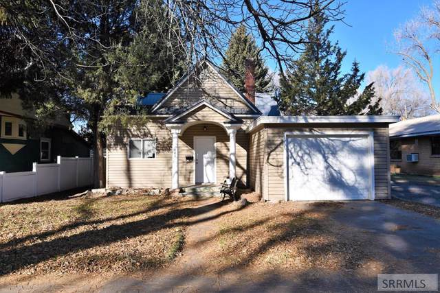 441 N Ridge Avenue, Idaho Falls, ID 83402 (MLS #2126293) :: Silvercreek Realty Group