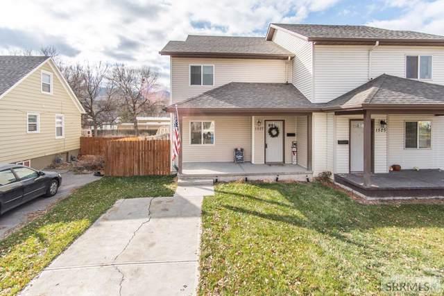 1527 S 2nd Avenue, Pocatello, ID 83204 (MLS #2126315) :: Silvercreek Realty Group